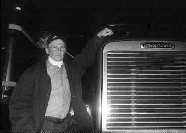 TRUCKER GOLD: Back in the 1970's, truckers enjoyed more freedom and commanded more respect, says Claude Bessette.