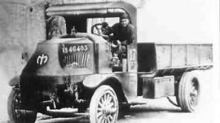 THE ORIGINAL BULLDOG: Mack's AC earned the nickname in the First World War.