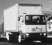 The Kenworth K300 cabover