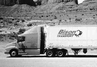 MOVING EAST: Bison Transport is extending its reach.