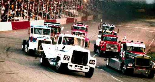ON TRACK: The Big Rigs racing program is growing.