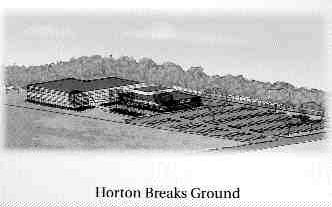 A NEW HOME: Horton facility