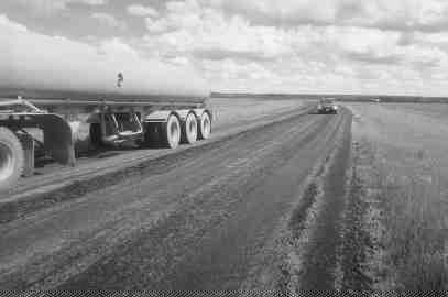 WIDE OPEN SPACES: Saskatchewan's new Trucking Advisory Forum will tackle the specific issues--like rural roads-- affecting the industry in that province.