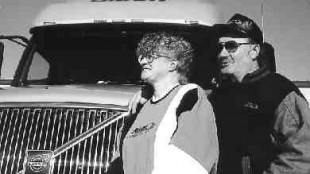 Kathy and Barry Woodbeck