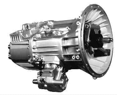 HIGH GEAR: A Benz trannie.
