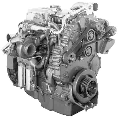 IN USE: An EGR-equipped Series 50.
