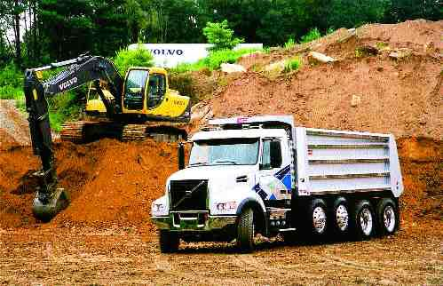 PAY UP: Truckers will be expected to shell out road improvement funds.