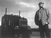 DAVE HOLLEMAN: Trucker/writer