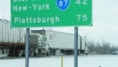 IMPROVEMENTS: Quebec will see a number of trucker-friendly road projects over the next few years. Photo by Carroll McCormick