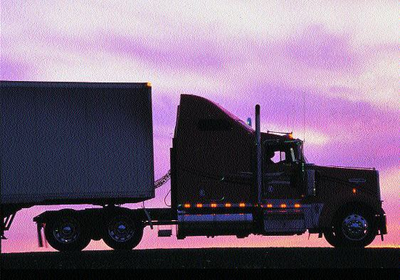 WHAT'S ON THE HORIZON?: Collenette's new transportation vision does little to shed light on the future of trucking.