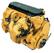 EPA-PREPARED: Caterpillar's heavy-duty C11 engine will be available in December, 2003.