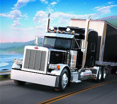 FINE-TUNED: Peterbilt's 379X is designed to appeal to owner/operators.