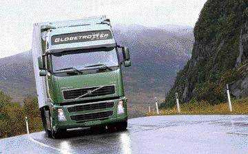 SAFETY FIRST: The FH16 is Volvo's safest truck ever, the company says.
