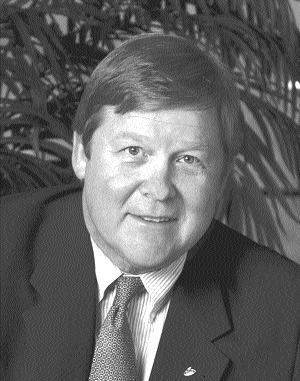 TOP DOG: Mack Truck's president and CEO, Paul Vikner.