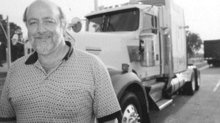 BEHIND EVERY GOOD O/O: Hank Rensink took home the award in 2002.Truck News archives