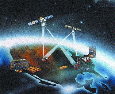 BIG BROTHER: Satellite tracking systems are one way to ward off thieves.