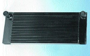 NEW DESIGN: The unique design of GHT's CACs is what allows the air cooler to deliver better fuel mileage.