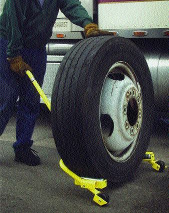 MAINTENANCE: Tire blowouts are often the result of underinflated tires.