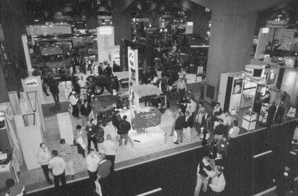 IT'S BACK: Truxpo will once again return to Alberta in 2005 after a brief hiatus.