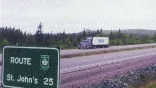 ISLAND PARADISE: The province of Newfoundland faces unique trucking challenges simply because it is an island with no fixed link to the mainland.