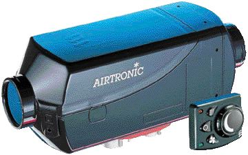 HOT AIR: Espar's Airtronic system is one method of reducing fuel consumption and ultimately saving money.