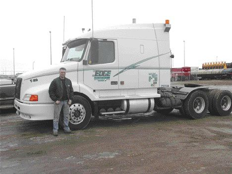 A NEW POOL: Saskatchewan truckers are finding success recruiting drivers from Europe.