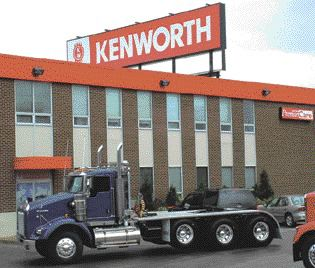 ALL GROWN UP: Kenworth TO
