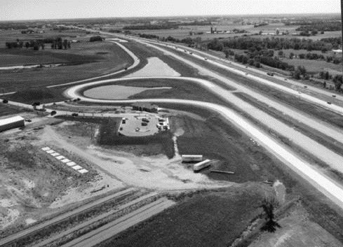 RICHES TO RAGS: Alberta is willing to go into debt to keep its highways up to par.