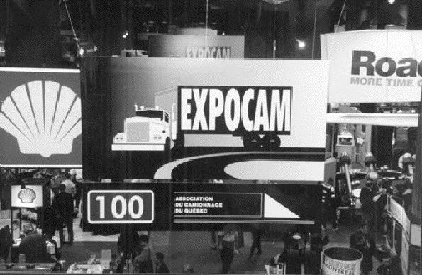 EXPOCAM: Organizers are planning to make this year's show and attendant events even bigger and better than the last one in 2003.