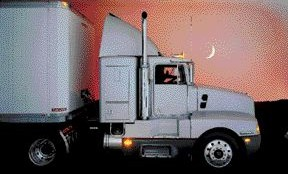 NICE NOSE: Kenworth dealers were introduced to the T600 in 1985. By the end of that year, the new model represented almost 40 per cent of Kenworth's new business.
