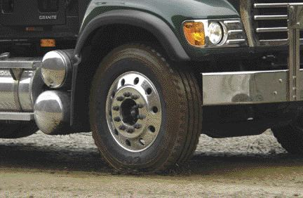 ACCURACY COUNTS: To get the most out of your tires, it's important to run them at the right pressures. Having an accurate tire gauge is critical, TRIB warns.