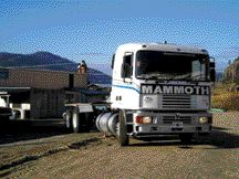 INTO AFRICA: The September issue of Truck News included a feature on Mammoth Trucks, a B.C.-based company that custom-builds used trucks for customers in Africa. The Canadian-built trucks are converted to cabover engine, right-hand drive configurations to meet the needs of freight haulers in Africa and around the world. This is the first Mammoth produced by the company and destined for a well-known trucking company in Africa. It was driven to Ontario by Mammoth owner Geoff Gogle before being shipped to Africa in late November. The truck handled the cross-country trek admirably, Gogle told Truck News, before it was loaded up and shipped across the Atlantic. Mammoth already has orders for four more trucks.