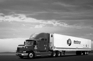 TOP 50: MacKinnon Transport was named one of Canada's 50 best-managed companies this year along with several other prominent fleets.
