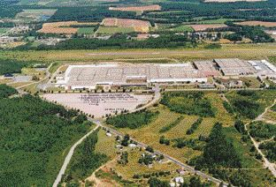 EXPANSION: Michelin is investing $92 million into expanding this Nova Scotia tire plant.