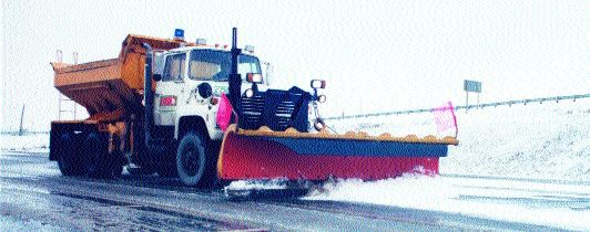 WINTER WEAR: Nobody knows more about salt corrosion than those who operate dump trucks for municipalities.