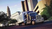 UPDATED CHASSIS: The 2007 Western Star chassis features a larger radiator for increased cooling capabilities.