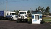 HAPPY ANNIVERSARY: About 175 people came out to help White Oak Transport celebrate its 40th anniversary.