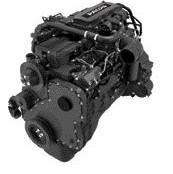MEDIUM-DUTY POWER: The PX-8 by PACCAR is a 'power and torque' engine, the company says.