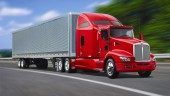 The new Kenworth T660 hit the road to showcase its new features.