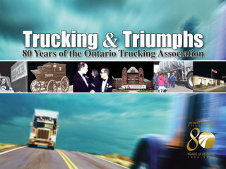 """""""Trucking and Triumphs"""" will be unveiled at the OTA's annual convention Nov. 16-17."""