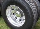"""Michelin is suing over alleged """"look-alike"""" tires."""