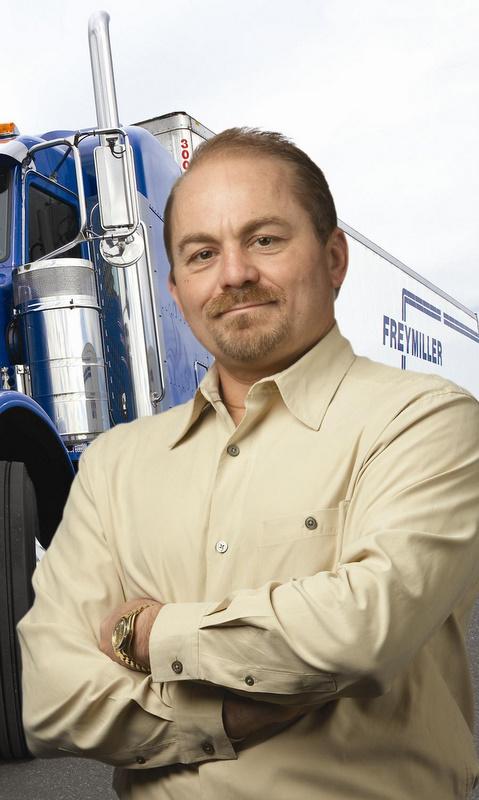 David Freymiller, president of Freymiller.