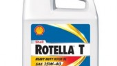 Shell ROTELLA T with Triple Protection is now the standard fill at Speedco locations in the US.