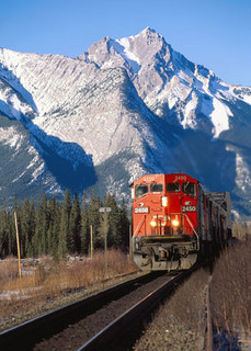 CN is investing heavily in its Western Canada infrastructure.