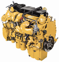 The new C13 is available in on-highway vocational and heavy-duty line haul configurations.