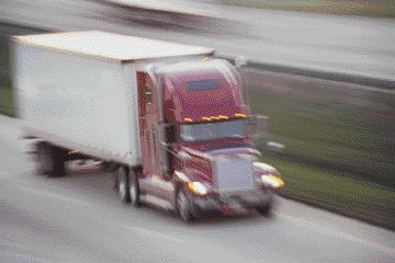 READY TO BATTLE: OOIDA is challenging a US plan to limit truck speeds.