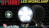 A new work lamp from Truck-Lite utilizes LED technology.