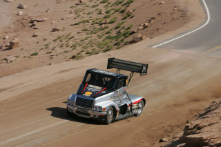 Mike Ryan set his sixth world record at the Pikes Peak International Hill Climb in 2006.