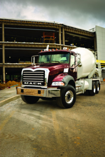 Mack will rely on the Bridgestone R250F as the standard tire for its Granite trucks.