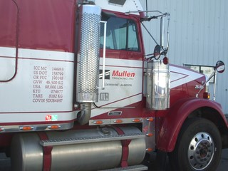 A strong trucking division helped Mullen reach new heights in 2006.